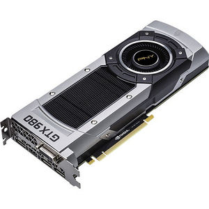 PNY VCGGTX9804XPB-CG GeForce GTX 980 Graphic Card - 1.13 GHz Core - 4 GB GDDR5 - PCI-E 3.0 x16