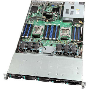 Intel R1304WT2GS 1U Rackmount Server Barebone - Socket LGA 2011-v3 - 2 x Processor Support