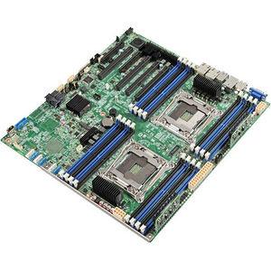 Intel DBS2600CW2S S2600CW2S Server Motherboard - Chipset - Socket LGA 2011-v3 - 1 Pack