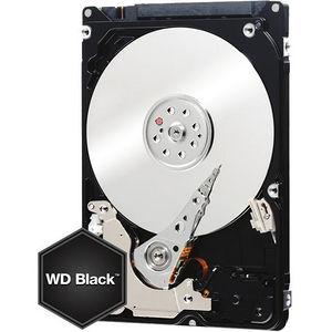 """WD WD3200LPLX Black 320 GB 2.5"""" Internal Hard Drive - SATA - Portable"""