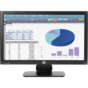 "HP K7X27A8#ABA Business P202 20"" LED LCD Monitor - 16:9 - 5 ms"