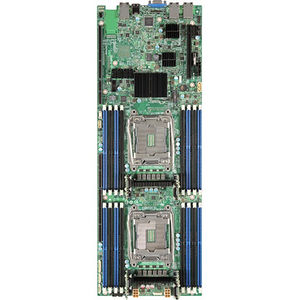 Intel BBS2600TP S2600TP Server Motherboard - Chipset - Socket LGA 2011-v3 - 10 x OEM Pack