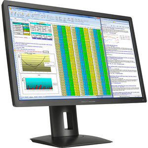 "HP J3G14A8#ABA Business Z27q 27"" LED LCD Monitor - 16:9 - 14 ms"