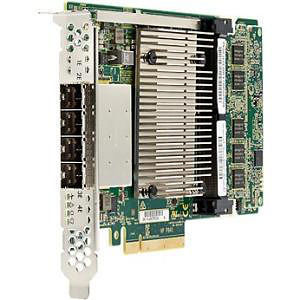 HP 726903-B21 Smart Array P841/4GB FBWC 12Gb 4-ports Ext SAS Controller