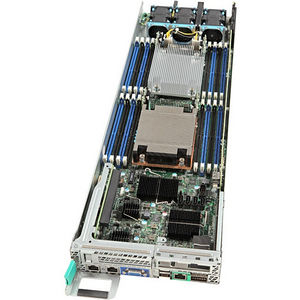 Intel HNS2600TPF Barebone System - 1U Rack-mountable - Socket LGA 2011-v3 - 2 x Processor Support