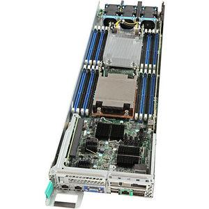 Intel HNS2600TP Barebone System Rack-mountable - Socket LGA 2011-v3 - 2 x Processor Support