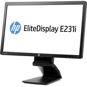 "HP F9Z10AA#ABA Elite E231i 23"" LED LCD Monitor - 16:9 - 8 ms"