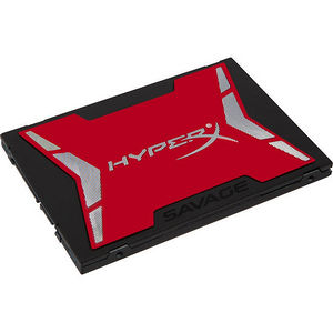 "Kingston SHSS37A/480G HyperX Savage 480 GB 2.5"" Internal Solid State Drive - SATA"