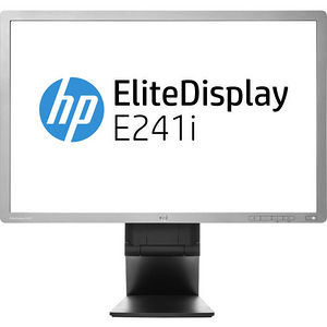 "HP F0W81AA#ABA Business E241i 24"" LED LCD Monitor - 16:10 - 8 ms"