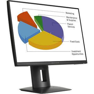 """HP K7B99A8#ABA Z24n 24"""" LED LCD Monitor - 16:10 - 8 ms"""