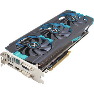 Sapphire 11221-20-20G Radeon R9 280X Graphic Card - 950 MHz Core - 3 GB GDDR5 - PCI-E 3.0 x16