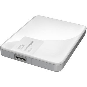 WD WDBGPU0010BWT-NESN My Passport Ultra 1TB USB 3.0 Secure portable drive with auto backup