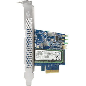 HP M1F74AT Z Turbo 512 GB Internal Solid State Drive - PCI Express - Plug-in Card