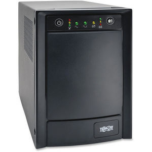 Tripp Lite SMC1000T UPS Smart 1000VA 650W Tower Pure Sine Wave AVR USB DB9 8 Outlet