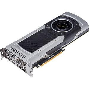 PNY VCGGTX980T6XPB-CG GeForce GTX 980 Ti Graphic Card - 1 GHz Core - 6 GB GDDR5 - Dual Slot