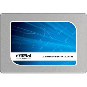 "Crucial CT120BX100SSD1 BX100 120 GB 2.5"" Internal Solid State Drive - SATA"