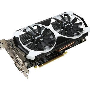 MSI R7 370 2GD5T OC Radeon R7 370 Graphic Card - 1.02 GHz Core - 2 GB GDDR5 - PCI Express 3.0 x16