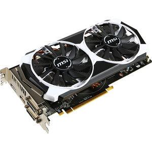 MSI R9 380 2GD5T OC Radeon R9 380 Graphic Card - 980 MHz Core - 2 GB GDDR5 - PCI Express 3.0 x16