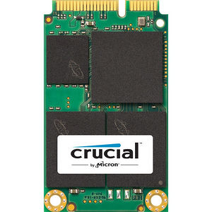 Crucial CT250MX200SSD3 MX200 250 GB Internal Solid State Drive - mini-SATA - Plug-in Module