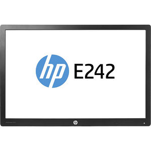 "HP N0Q25A8#ABA Business E242 24"" LED LCD Monitor - 16:10 - 7 ms"