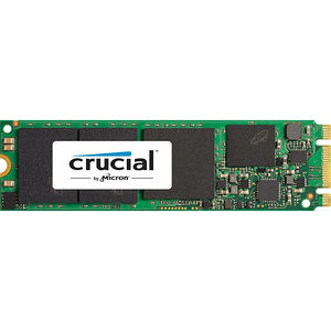Crucial CT500MX200SSD4 MX200 500 GB Internal Solid State Drive - SATA - M.2 2280