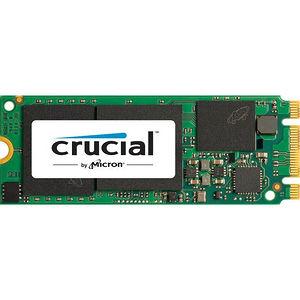 Crucial CT500MX200SSD6 MX200 500 GB Internal Solid State Drive - SATA - M.2 2260