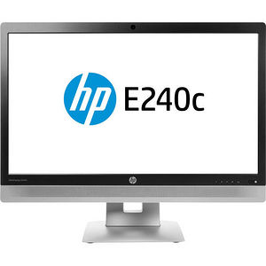 "HP M1P00A8#ABA Business E240c 23.8"" LED LCD Monitor - 16:9 - 7 ms"
