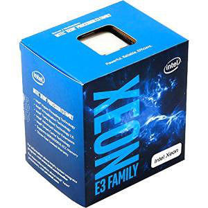 Intel BX80662E31230V5 Xeon E3-1230 v5 Quad-core 3.40 GHz Processor - Socket H4 LGA-1151 Retail
