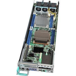 Intel HNS2600KPFR Barebone System Rack-mountable - C612 Chipset - Socket LGA 2011-v3 - 2 x CPU