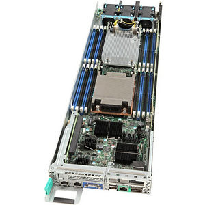 Intel HNS2600TPFR 1U Rackmount Barebone - C612 Chipset - Socket LGA 2011-v3 - 2 x CPU Support