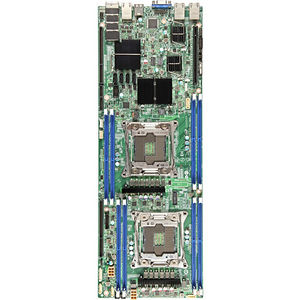Intel BBS2600KPFR S2600KPFR Server Motherboard - Chipset - Socket LGA 2011-v3 - 10 Pack