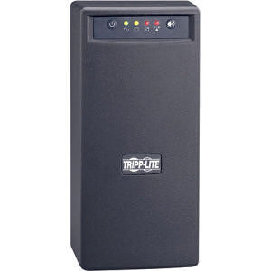 Tripp Lite SMART750USBTAA UPS Smart 750VA 450W Battery Back Up Tower AVR 120V USB RJ45 TAA