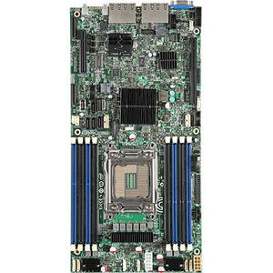 Intel BBS1600JP4-1 S1600JP4 Server Motherboard - Chipset - Socket R LGA-2011 - 1 Pack