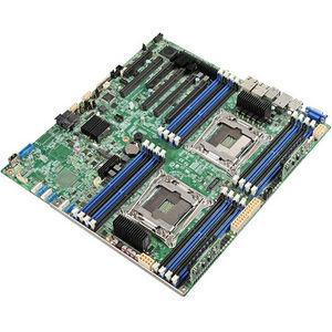 Intel DBS2600CW2 S2600CW2 Server Motherboard - Chipset - Socket LGA 2011-v3 - 1 Pack