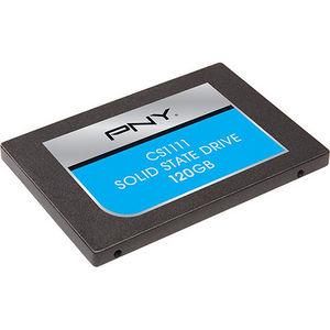 """PNY SSD7CS1111-120-RB CS1000 CS1111 120 GB 2.5"""" Internal Solid State Drive - SATA"""
