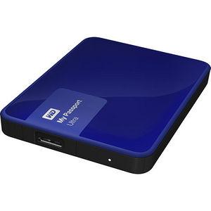 WD WDBBKD0020BBL-NESN My Passport Ultra 2 TB External Hard Drive