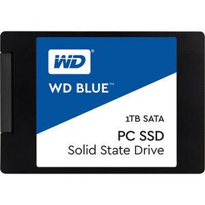 """WD WDS100T1B0A Blue 1 TB 2.5"""" Internal Solid State Drive - SATA"""