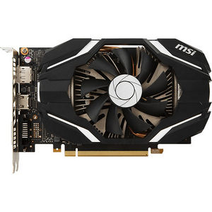MSI GTX 1060 3G OCV1 GeForce GTX 1060 Graphic Card - 1.54 GHz Core - 3 GB GDDR5 - PCI-E 3.0 x16