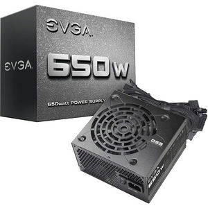 EVGA 100-N1-0650-L1 650W Power Supply