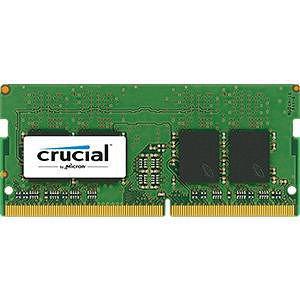 Crucial CT8G4SFS824A 8 GB - DDR4 SDRAM - 2400 MHz - Non-ECC - Unbuffered