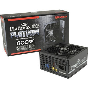 Enermax EPF600AWT Platimax D. F. 600W Power Supply