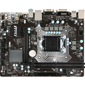 MSI H110M PRO-VD Desktop Motherboard - Intel Chipset - Socket H4 LGA-1151