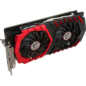MSI GTX 1060 GAMING X 6G GeForce GTX 1060 Graphic Card - 1.59 GHz Core - 6 GB GDDR5 - PCI-E 3.0 x16
