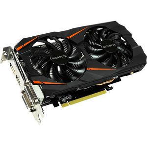 GIGABYTE GV-N1060WF2OC-6GD GeForce GTX 1060 Graphic Card - 1.58 GHz Core - 6 GB GDDR5