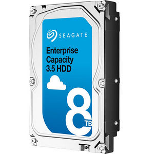 "Seagate ST8000NM0115 8 TB 3.5"" Internal Hard Drive - SATA"
