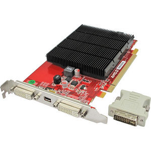 VisionTek 900530 Radeon HD 5450 Graphic Card - 650 MHz Core - 512 MB DDR3 SDRAM - PCI-E 2.0 x16