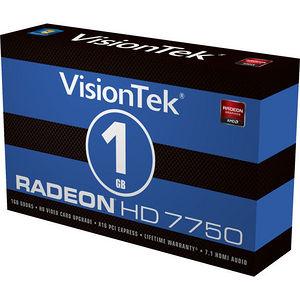 VisionTek 900549 Radeon HD 7750 Graphic Card - 1 GB GDDR5