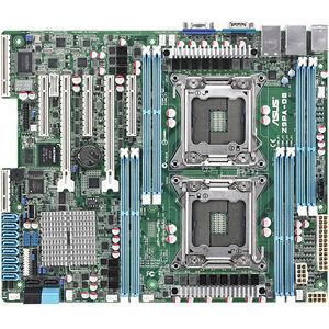 ASUS Z9PA-D8(ASMB6-IKVM) Server Motherboard - Intel C602-A Chipset - Socket R LGA-2011 - Retail