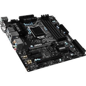 MSI B150M MORTAR Desktop Motherboard - Intel Chipset - Socket H4 LGA-1151