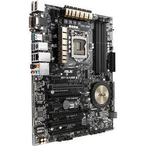 ASUS Z97-A/USB 3.1 Desktop Motherboard - Intel Chipset - Socket H3 LGA-1150